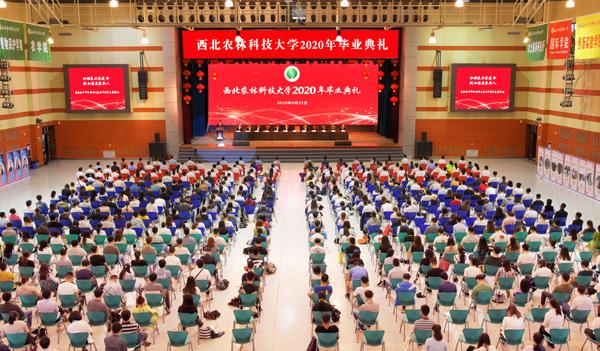 1、学校举行2020年毕业典礼--支勇平摄影.JPG